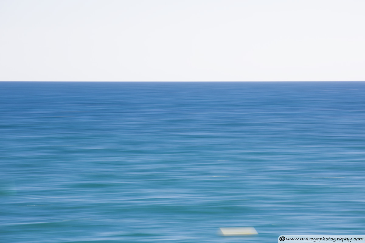 Never Ending Story – Blurred Seascape