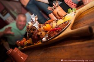 Sir Lancelot, Meat Dish (Budapest)