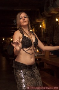Sir Lancelot, Belly Dancer (Budapest)