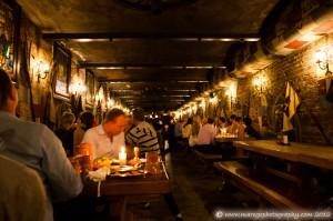 Sir Lancelot, The Restaurant (Budapest)
