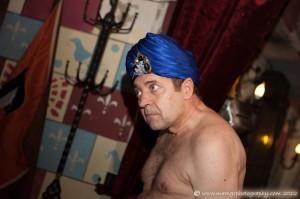 Sir Lancelot, Fakir (Budapest)