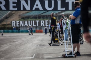 World Series By Renalt - Formula Renault 3.5 Race 1 Grid