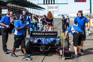 Formula Renalt 3.5 - Kevin MAGNUSSEN