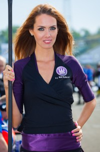 World Series By Renalt - Grid Girl