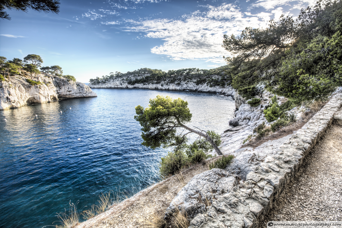 Calanque Port Miou (Cassis, France)