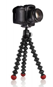 JOBY GP3-BREN GorillaPod SLR-Zoom GP3+BH Flexible Camera Tripod with Ballhead for SLR