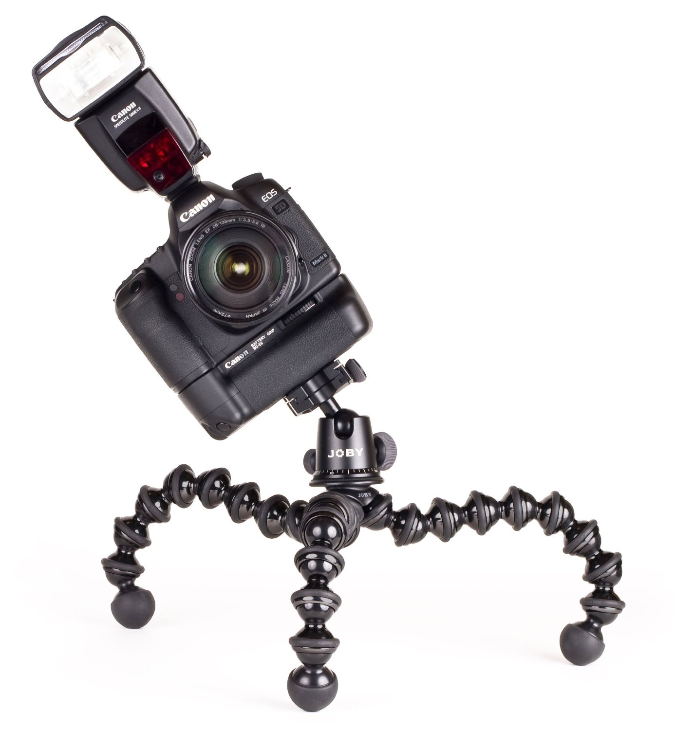 Joby GP8-BHEN GorillaPod Focus with Ballhead X bundle