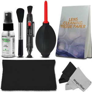 Professional Cleaning Set for DSLR Cameras