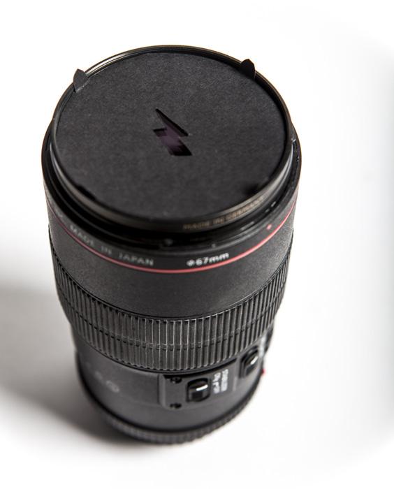 Bokeh Filter on a Macro Lens