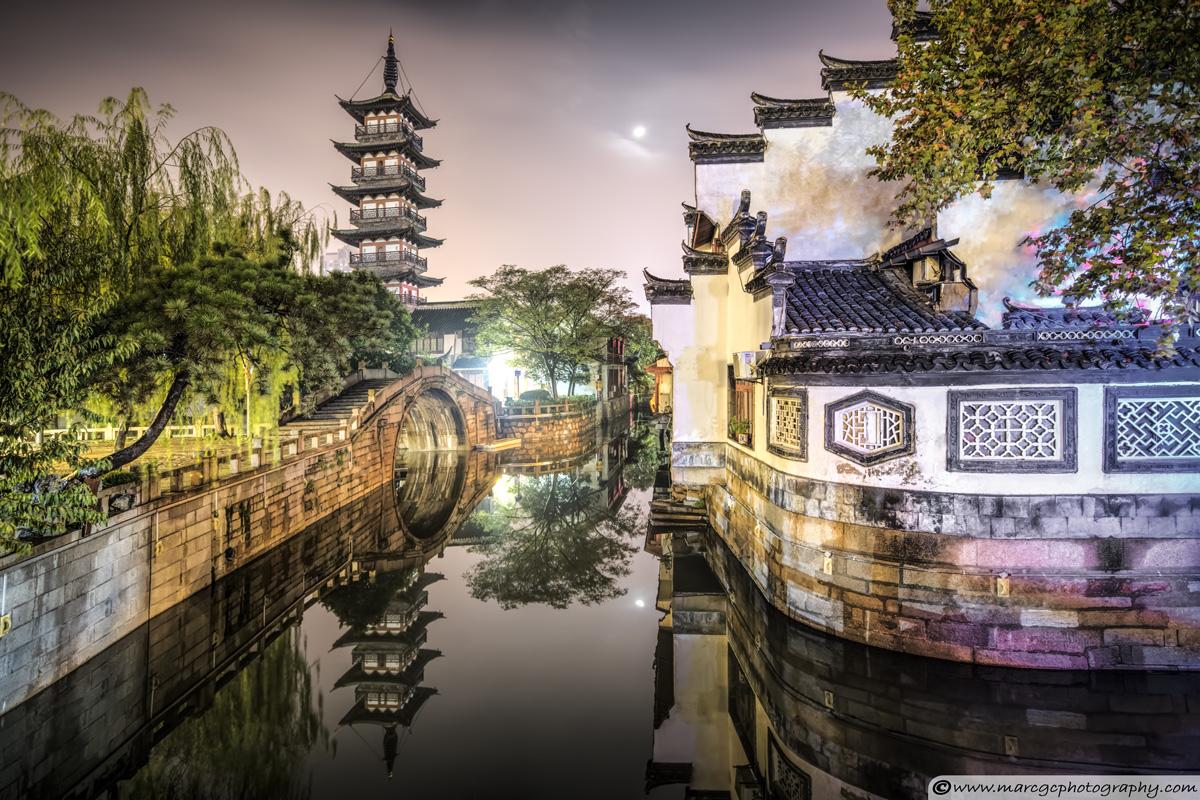 Nanxiang Ancient Town (Shanghai, China)