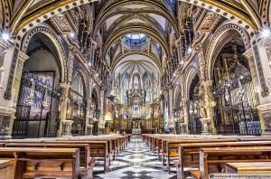 Montserrat Abbey (Catalonia)