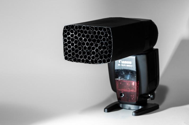 DIY Honeycomb Grid Filter