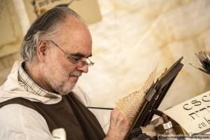 Scrivener - Montblanc Medieval Festival 2015