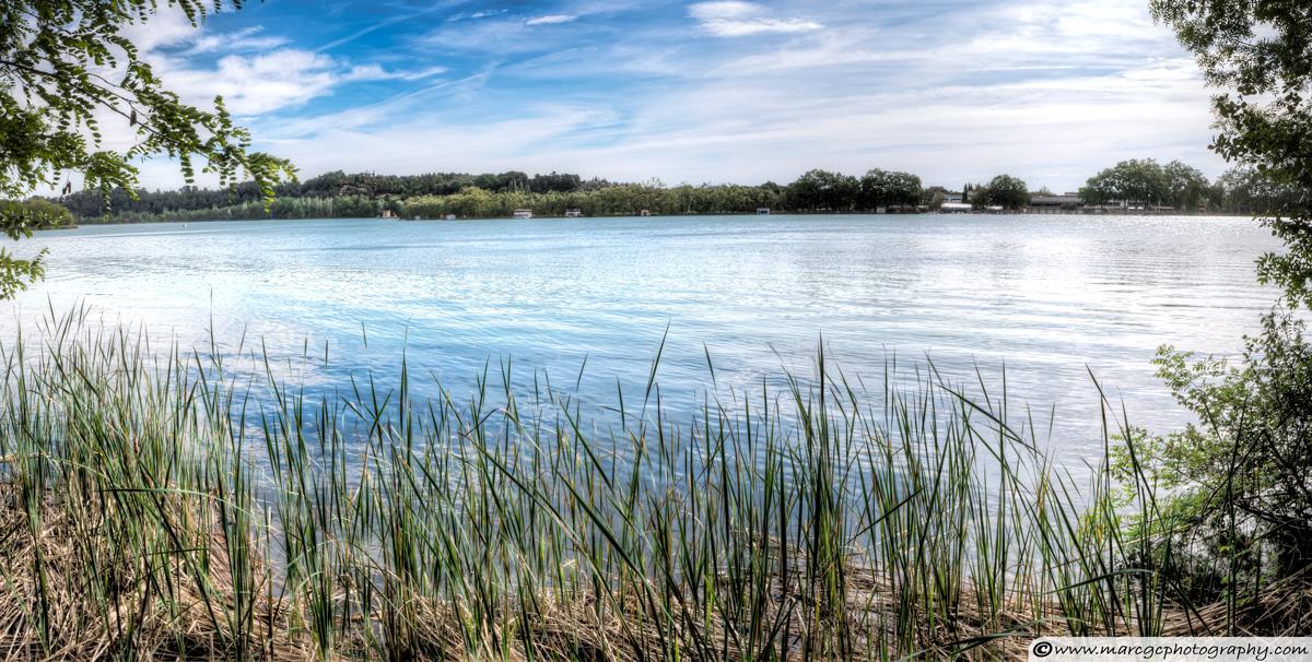 Lake of Banyoles (Catalonia)