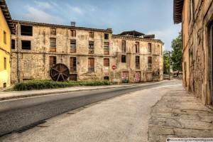 The Tanneries Neighborhood (Vic, Catalonia)