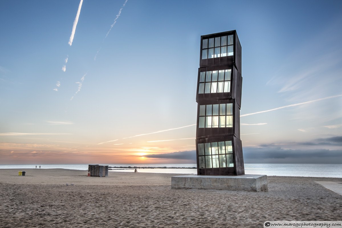 The Wounded Shooting Star (Barcelona)