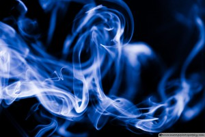 Incense Smoke Example