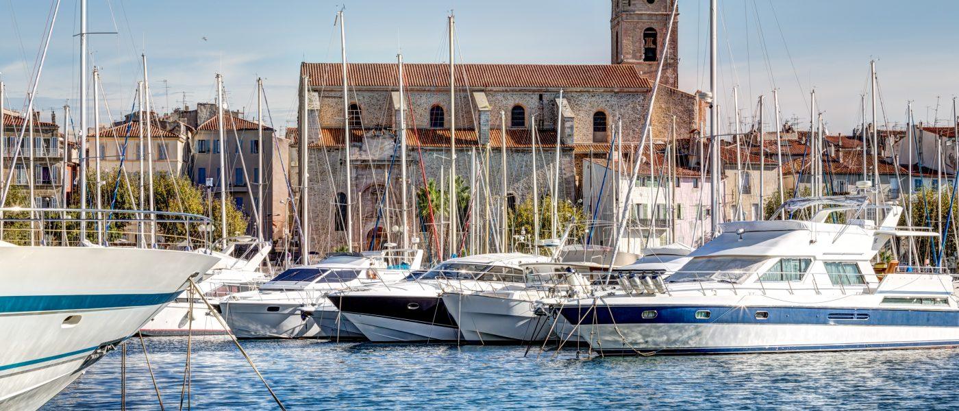 La Ciotat Old Port (France)