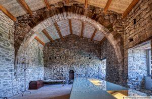 Sant Pere de Casserres, Prior's Dormitory (Catalonia)