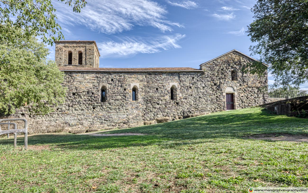 Sant Pere de Casserres, Garden 2 (Catalonia)