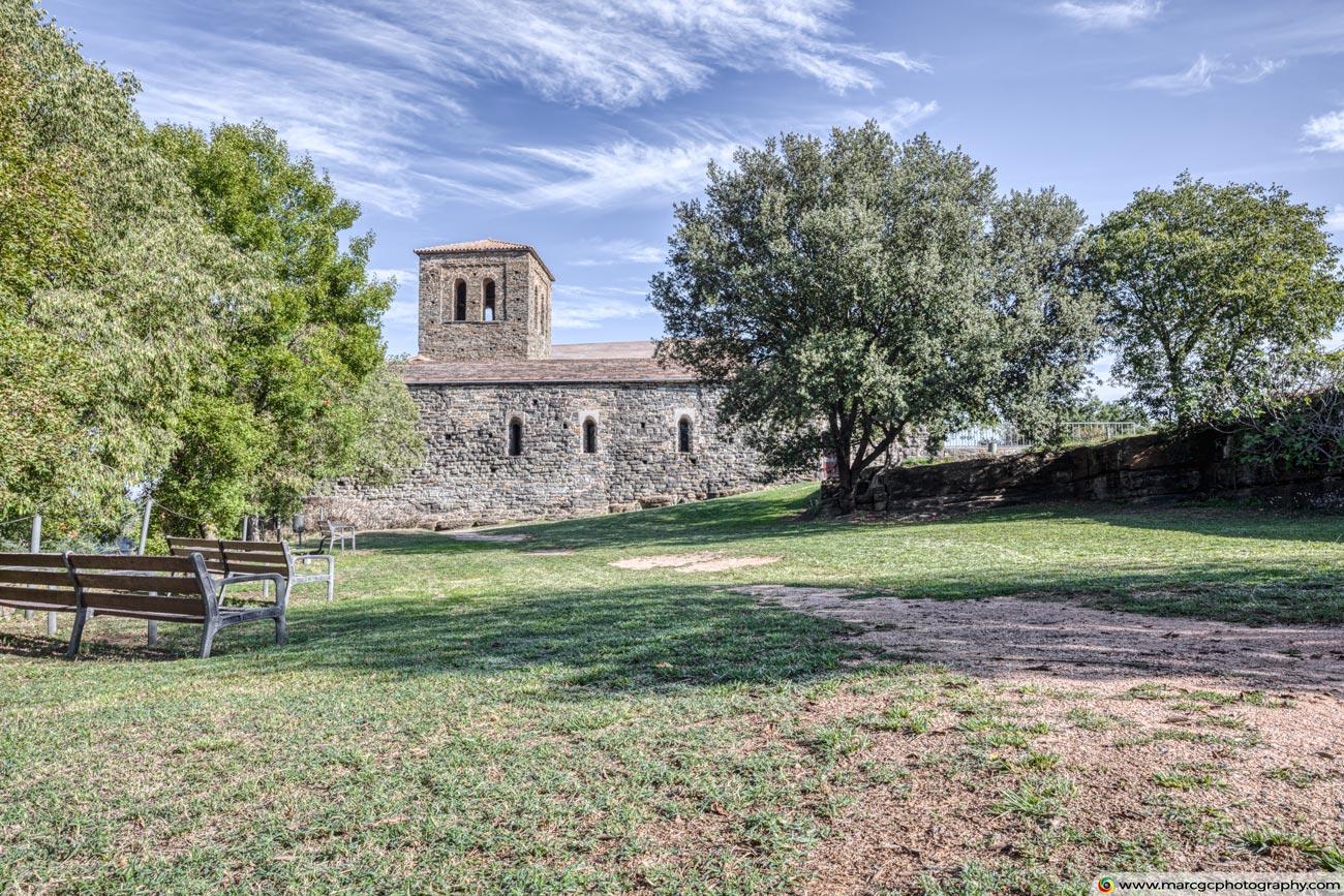 Sant Pere de Casserres Monastery (Garden)