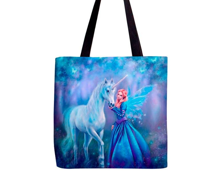 'Rhiannon' Tote Bag  by Rachel Anderson