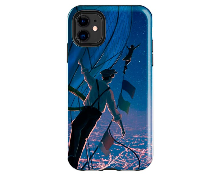 'Reaching for The Starts' iPhone 11 Case Cover  by Mienar